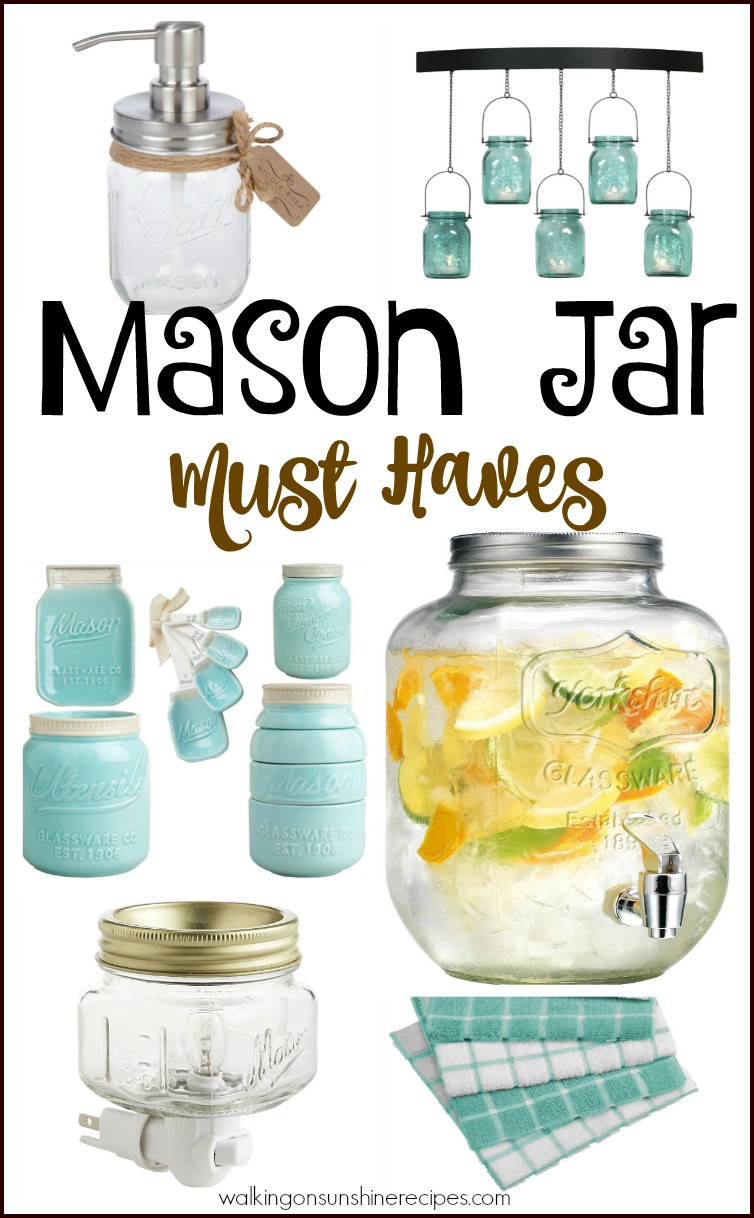 Mason Jar Wish List