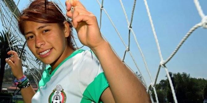 Pemain Sepakbola Wanita
