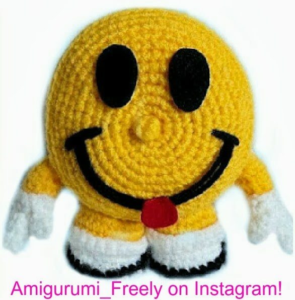 Amigurumi Freely To Go : September 2013 ~ Amigurumi To Go