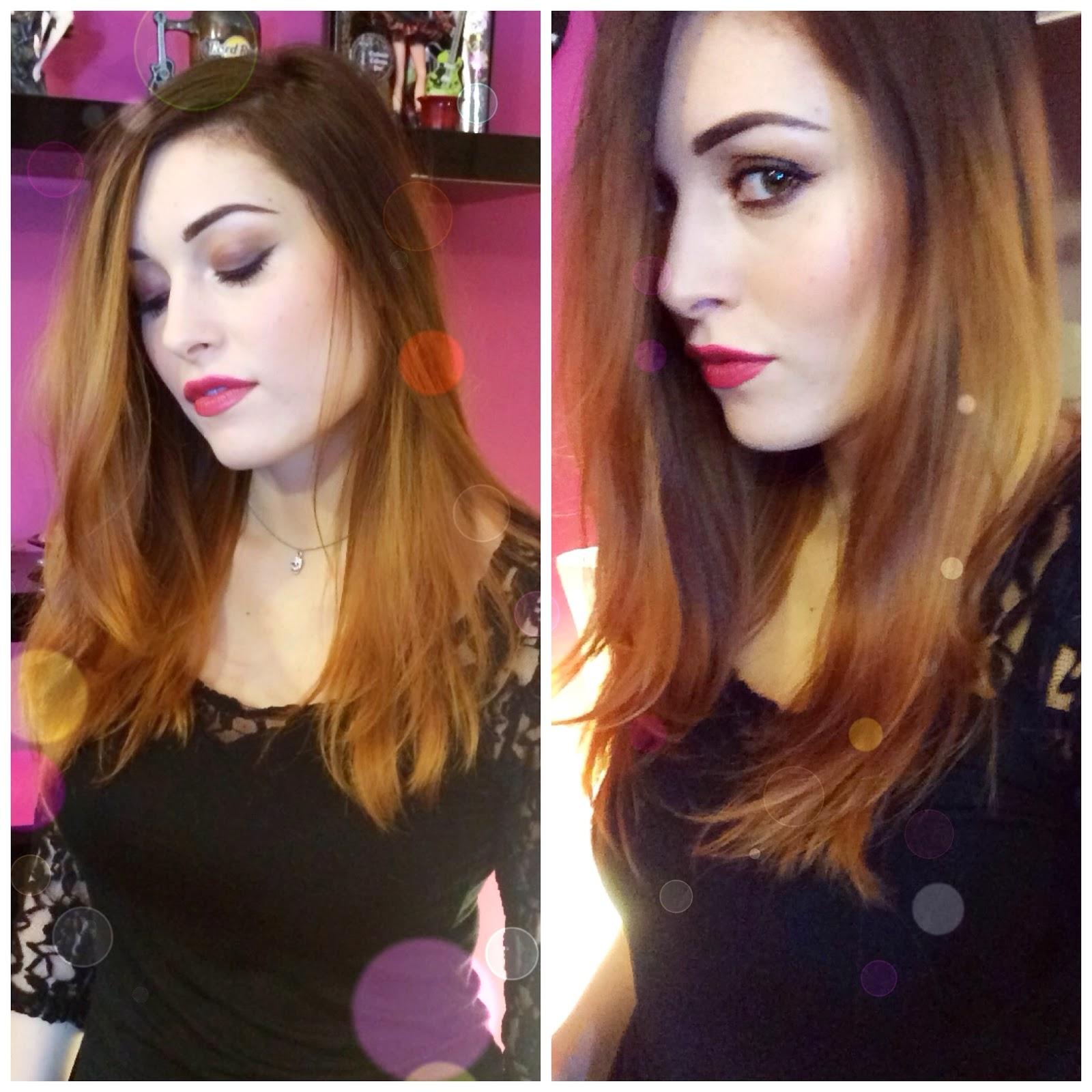 Cheryl\'s Pandemonium: Cambio capelli (di nuovo!) e Maison Mamì Colors