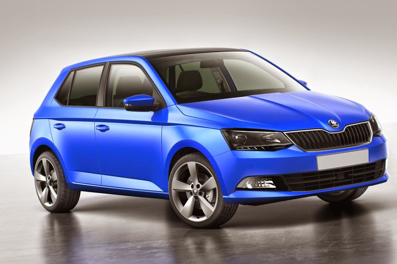 all new 2015 skoda fabia hatchback revealed car reviews new car pictures for 2018 2019. Black Bedroom Furniture Sets. Home Design Ideas