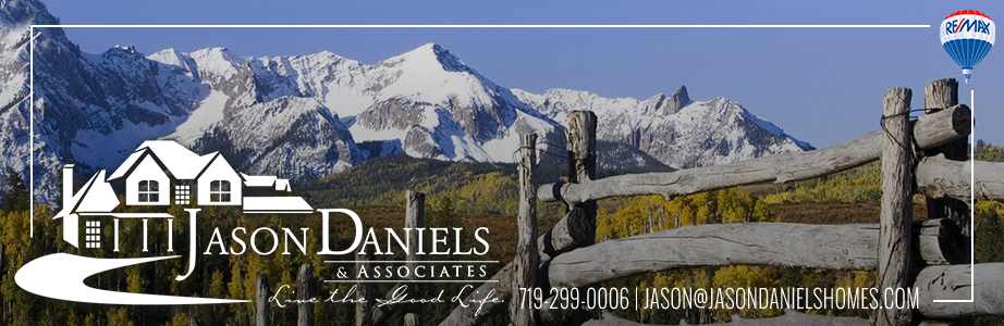 Colorado Springs Real Estate Video Blog with Jason Daniels