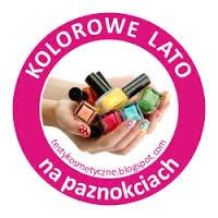 Kolorowe lato na paznokciach-fioletowo mi+ 2 mc. na blogu