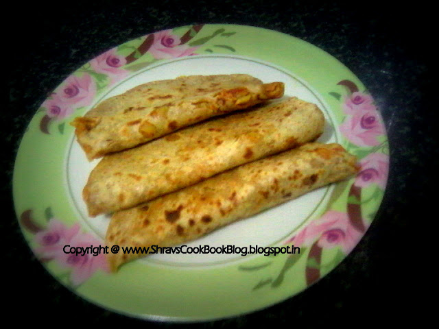 How to make Punjabi special Gobi Parata