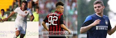 Pemain Sepakbola Muda Liga Italia - wartainfo.com