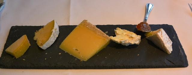 Restaurant Arenberg Heverlee kaas