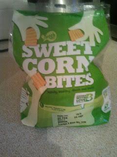 Sweetcorn Bites