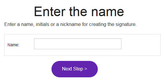 How to create a digital online signature in Mylivesignature?