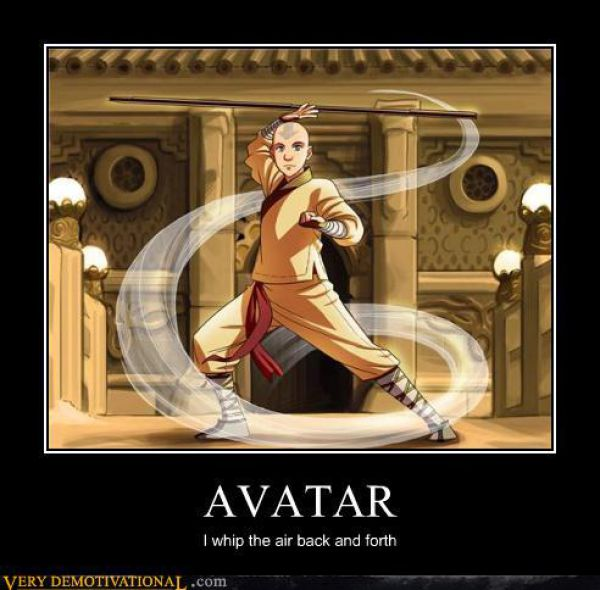Avatar 2 Poster: Funny Demotivational Posters