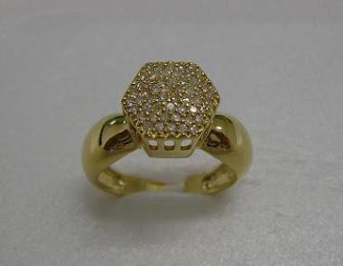anel sextavado