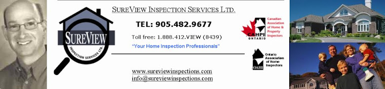 SureView Home Inspections-Home Inspector-Richmond Hill