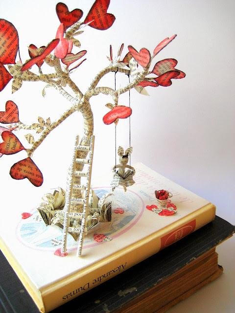 valentine´s-day-book-art