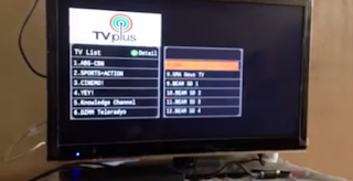 GMA Network Lost Signal During Eat Bulaga in a ABS-CBN TV Plus