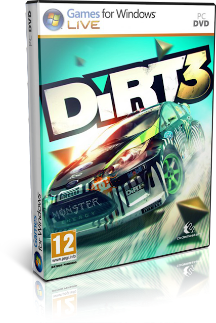 DiRT 3 Español (PC-GAME)