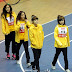 T-ara's video and pictures from MBC's 4th Idol Athletics Champhionship