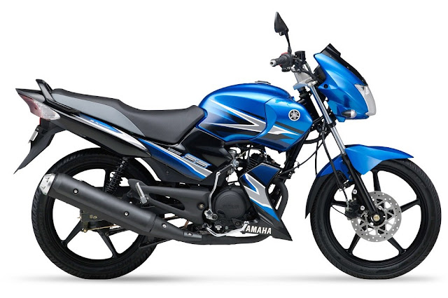 New Yamaha Saluto