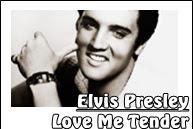 Lirik Lagu Love Me Tender - Elvis Presley
