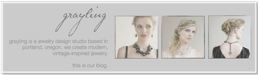 grayling blog - jewelry + other stuff we love