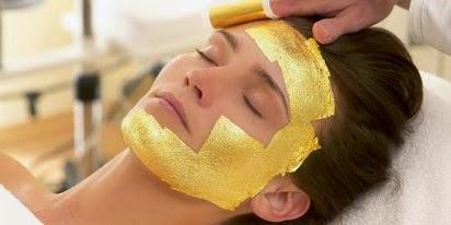Manfaat Emas Untuk Kulit Wajah Bebas Kerut,