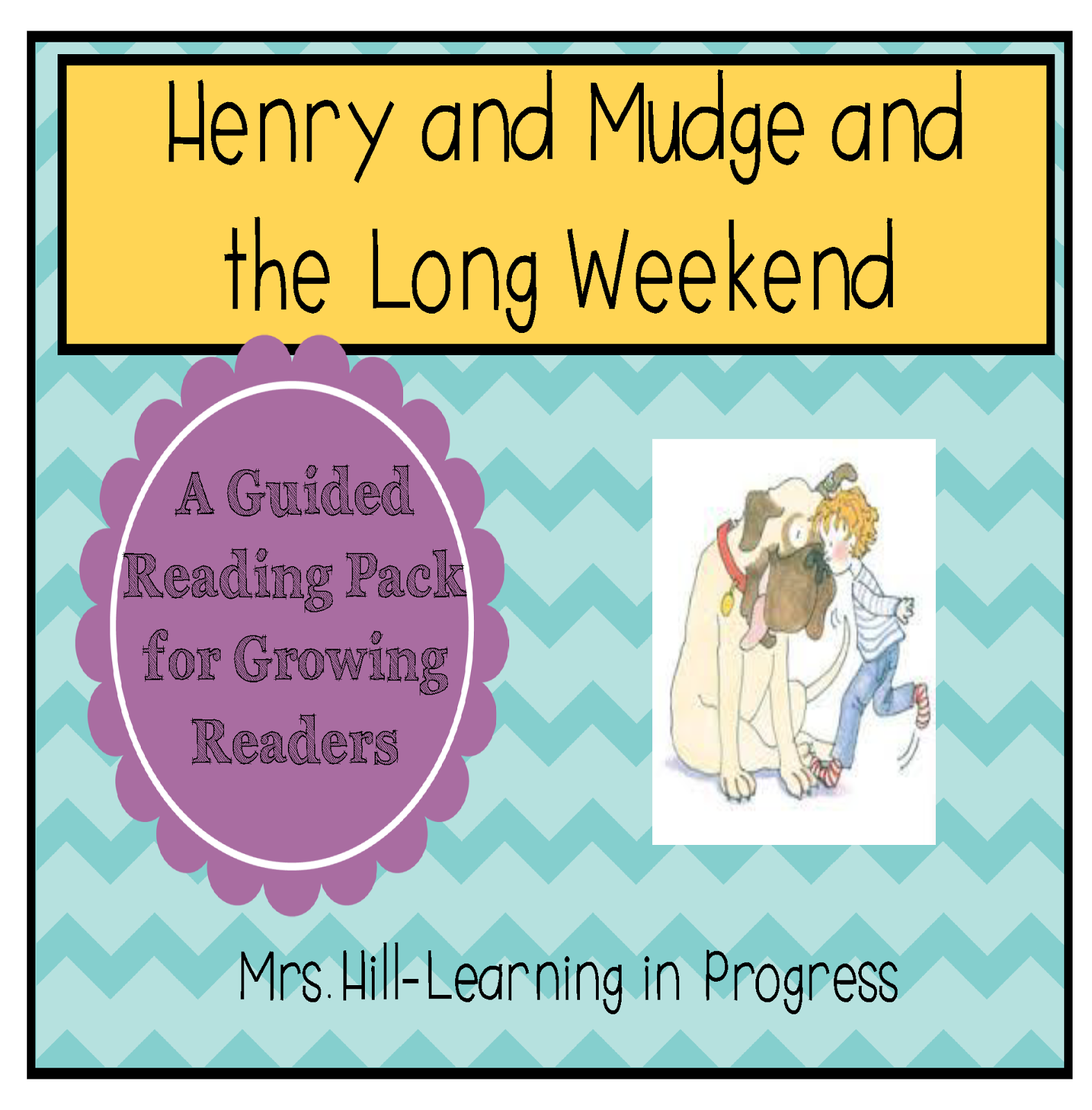 http://www.teacherspayteachers.com/Product/Henry-and-Mudge-and-the-Long-Weekend-Guided-Reading-for-Growing-Readers-1226334