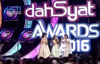 Pemenang Dahsyatnya Awards 2016