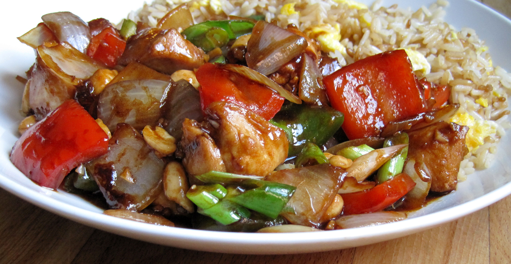 Glug of Oil : Kung Pao Chicken