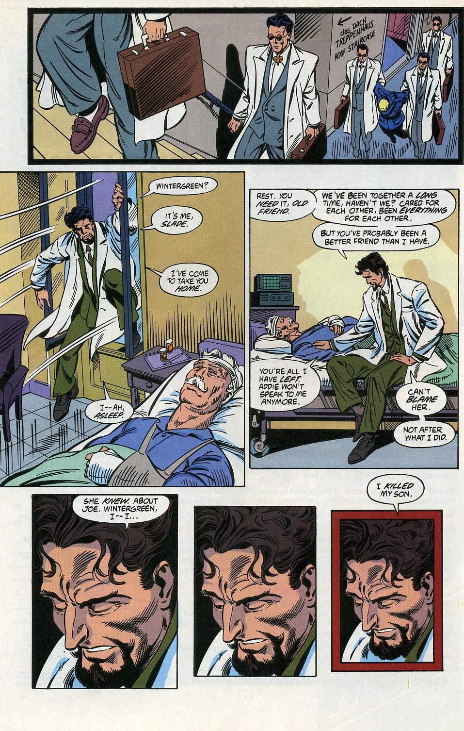 Deathstroke (1991) Issue #5 #10 - English 12