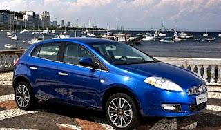 Novo Fiat Bravo 2014