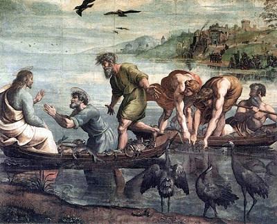 Jesus aparece novamente aos discípulos