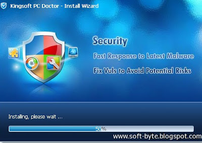 kingsoft pc doctor