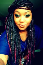 ... Length Hair By April 2014!!!: Kinky Twists vs Senegalese Twists