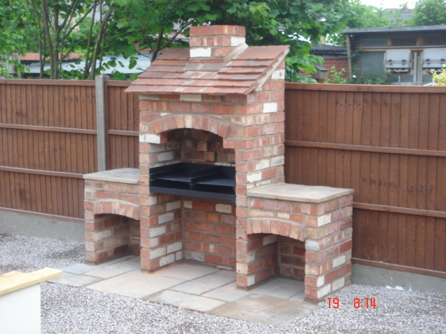 Brick Barbecue3
