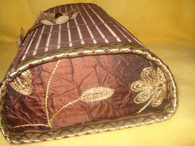 Шкатулки из бамбуковых салфеток Страна Мастеров 44