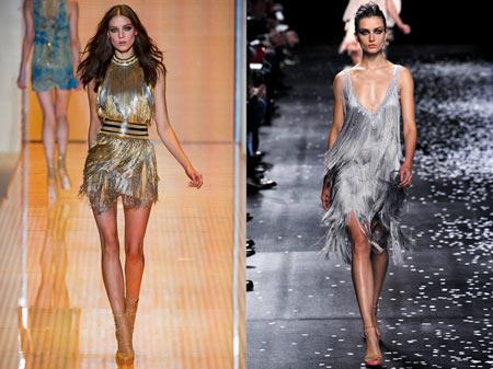 Versace and Nina Ricci