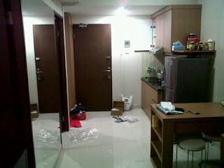 Dijual Apartemen Puri Park View 2 BR Fully Furnished PR510