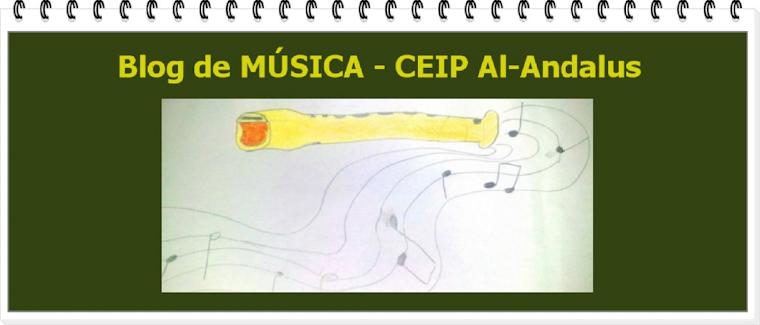 Blog de MÚSICA - CEIP Al-Andalus (Utrera)