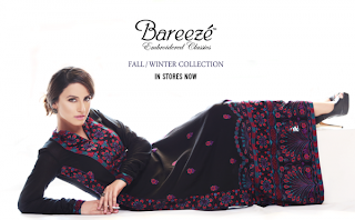 Bareeze Fall Winter Colletion 2013