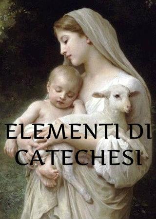 ARCHIVIO ARTICOLI DI CATECHISMO