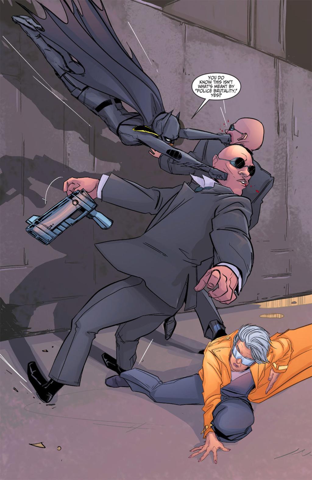 Batman Beyond (2012) Issue #29 #29 - English 4
