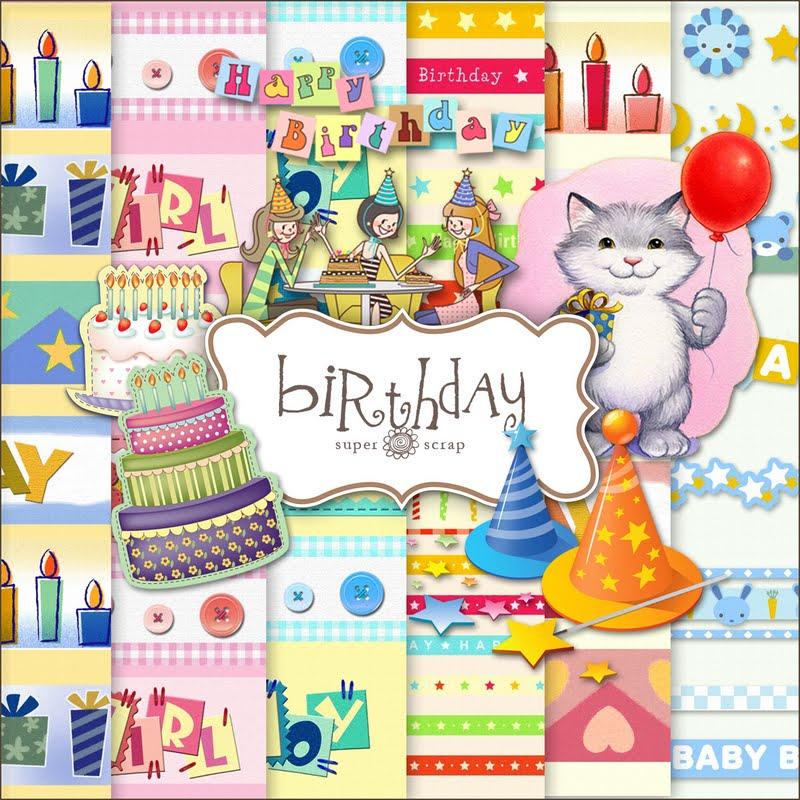 Коллаж из фото на день рождения ребенка