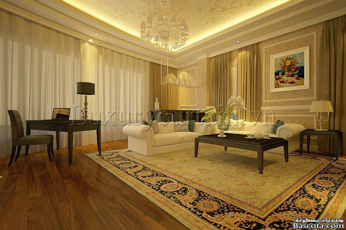 Living room design ideas 10 top luxury drapes curtain for Exclusive living room designs
