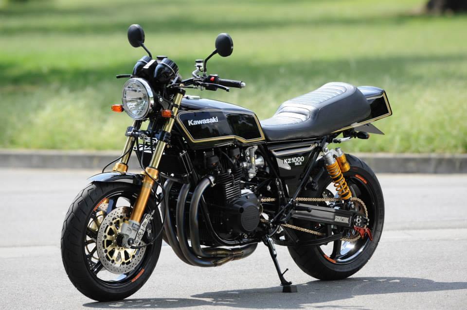 Kawasaki Kz Mkii For Sale