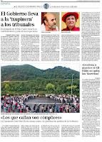El ingeniero Pepiño Blanco en el punto de mira por cambiar la seguridad del AVE gallego por prisas electorales