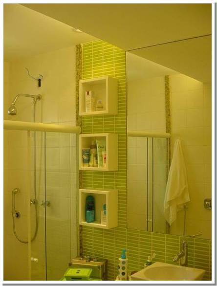 Navimar Reformas -> Drywall Banheiro Pequeno