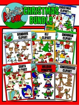 http://www.teacherspayteachers.com/Product/Christmas-Winter-Holiday-Clipart-Graphics-BUNDLE-SET-1558765