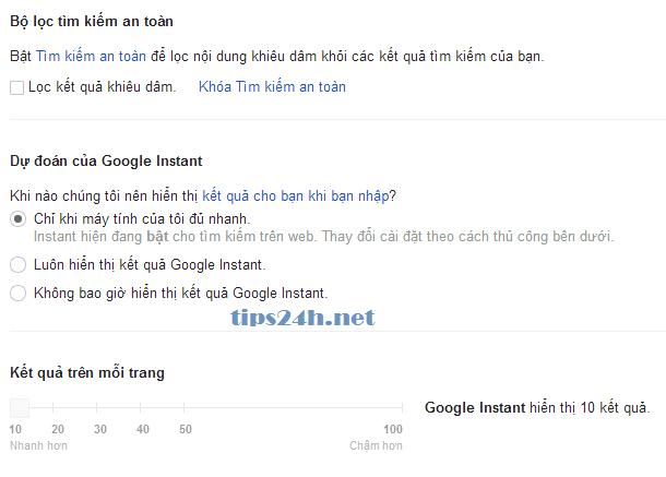 Cách mở tab mới khi click vào kết quả tìm kiếm trên Google