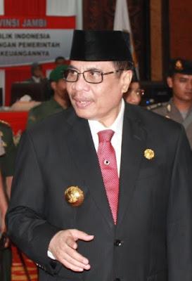 Presiden Jokowi Batal Ke Jambi, Ini Penjelasan Gubernur