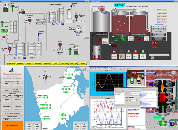 plc scada Shop click plcs (programmable logic controllers) and plc software at automation direct, your source for click stackable micro plcs, click plc cables, and free plc software.