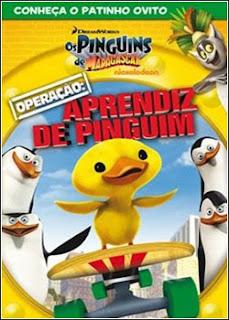 Os Pinguins de Madagascar – Operação: Aprendiz de Pinguim