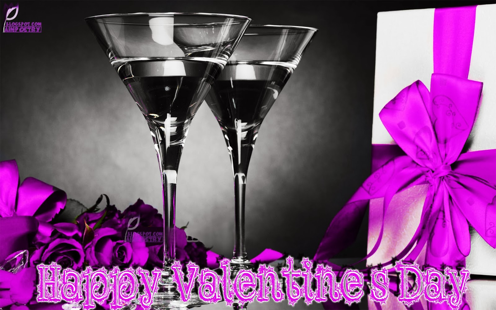 Happy-Valentines-Day-Wishes-Wallpapaper-With-A-Special-Gift-Image-HD-Wide